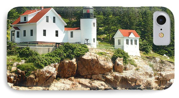 Lighthouse IPhone Case by Raymond Earley