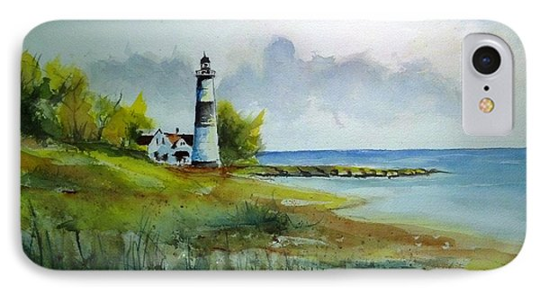 Lighthouse Sold IPhone Case