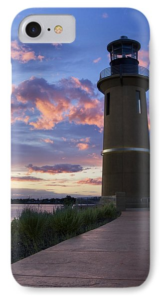 IPhone Case featuring the photograph Lighthouse by Sonya Lang