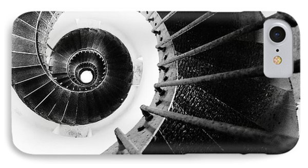 Lighthouse Staircase IPhone Case by Stelios Kleanthous