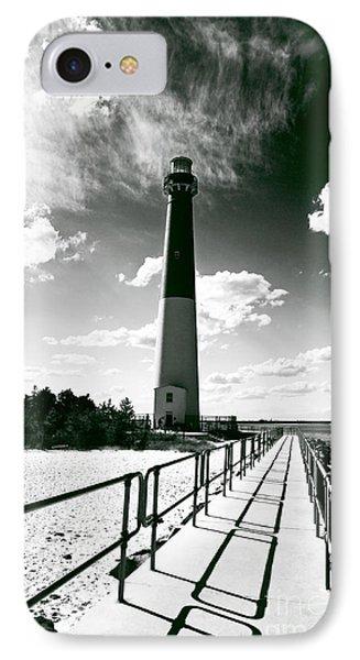 Lighthouse Walk Phone Case by John Rizzuto