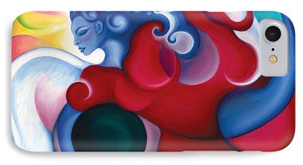 Lighting The Dark IPhone Case by Tiffany Davis-Rustam