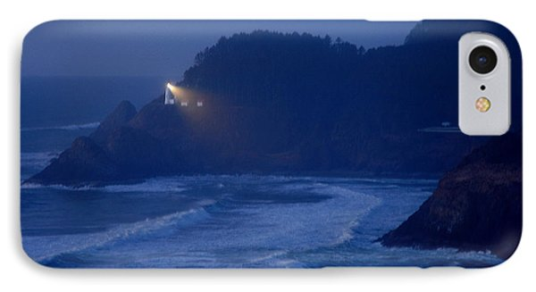 IPhone Case featuring the photograph Lighting The Way by Nick  Boren