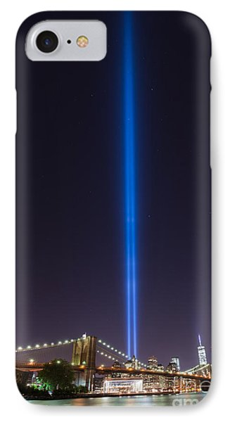Lighting Up The Sky  IPhone Case by Michael Ver Sprill