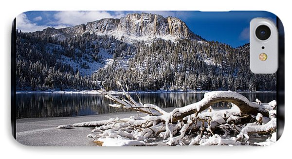 Lightly Powdered 2 Phone Case by Chris Brannen