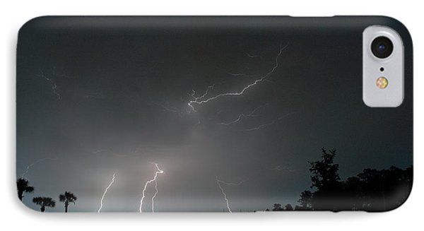 Lightning 6 IPhone Case by Richard Zentner