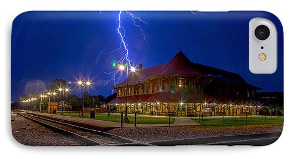 Lightning Show IPhone Case