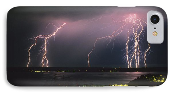 Lightning Strike IPhone Case