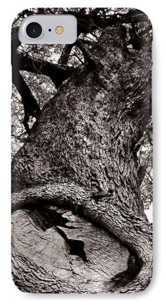 Lightning Tree  Phone Case by Trish Mistric