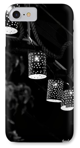 Lights IPhone Case by Gandz Photography