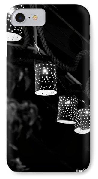 Lights Phone Case by Gandz Photography
