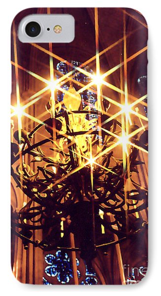 Lights Of Notre Dame IPhone Case