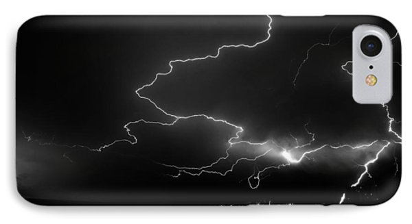 Lights Over The Gulf Phone Case by David Lee Thompson