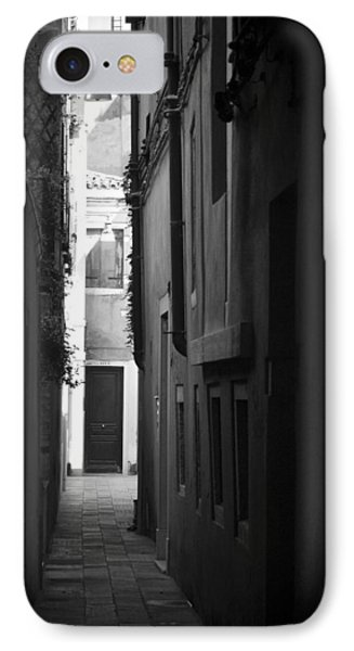 Light's Passage - Venice IPhone Case by Lisa Parrish