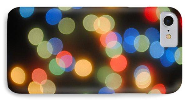 Lights IPhone Case by Sumit Mehndiratta