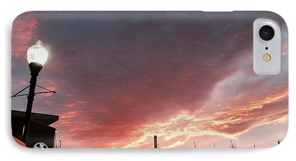 Lights The Whole Sky IPhone Case by Toni Martsoukos