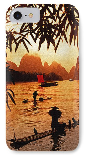 Lijiang Bamboo IPhone Case by Dennis Cox ChinaStock