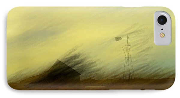 Like A Memory In The Wind Phone Case by Jeff Swan