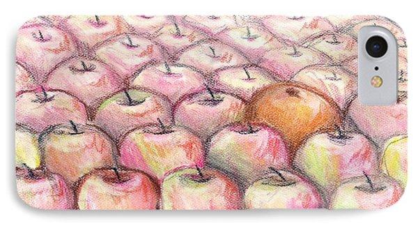 Like Apples And Oranges Phone Case by Shana Rowe Jackson