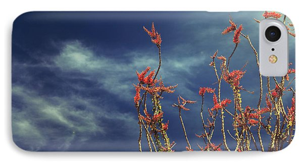 Like Flying Amongst The Clouds Phone Case by Laurie Search