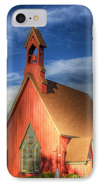 Lil' Church On The Pray're IPhone Case