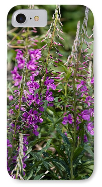 IPhone Case featuring the photograph Lilac Flower by Leif Sohlman