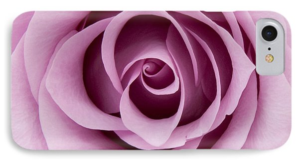Lilac Rose IPhone Case