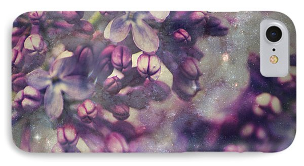 IPhone 7 Case featuring the photograph Lilac by Yulia Kazansky