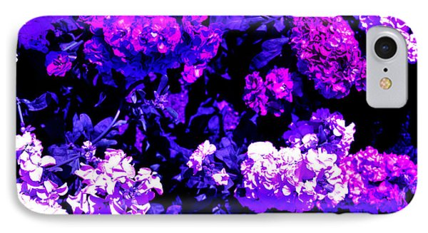 Lilacs IPhone Case by Michael Nowotny