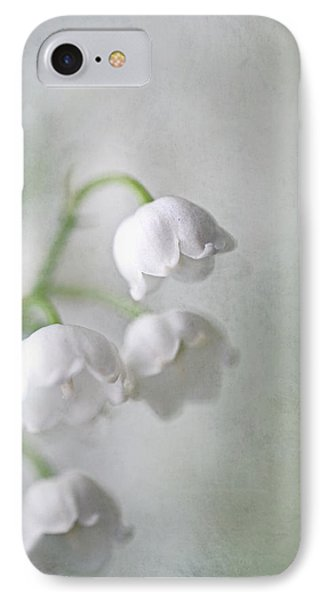 Lilies Of The Valley Phone Case by Annie Snel