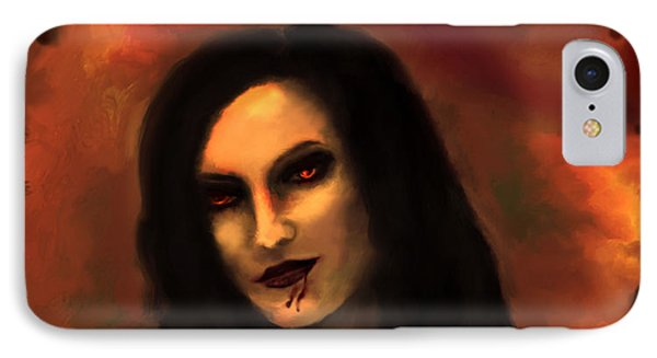 Lilith IPhone Case by Persephone Artworks