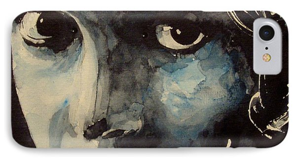 Lillian Gish  IPhone Case by Paul Lovering