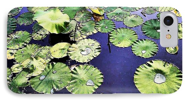Lilly Pad IPhone Case