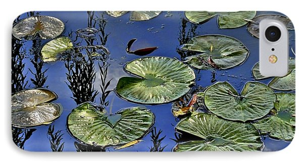 Lilly Pond Phone Case by Frozen in Time Fine Art Photography