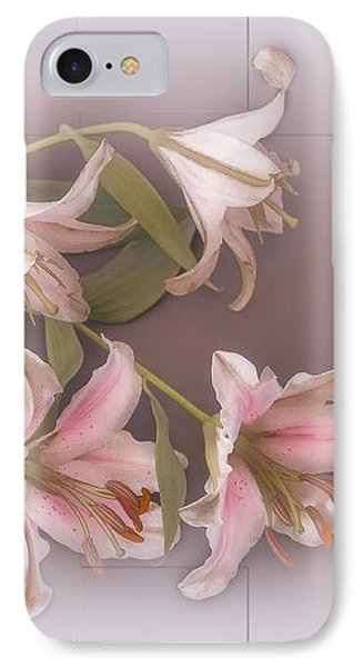 Lily Phone Case by Elaine Teague