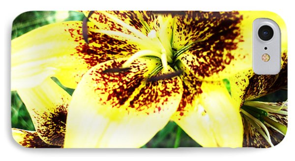 IPhone Case featuring the photograph Lily Love by Shana Rowe Jackson