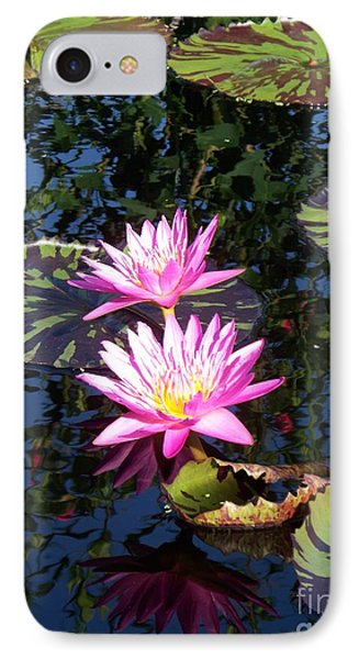 Lily Monet Phone Case by Eric  Schiabor