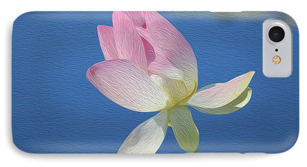 Lily My Pretty IPhone Case by Jewels Blake Hamrick