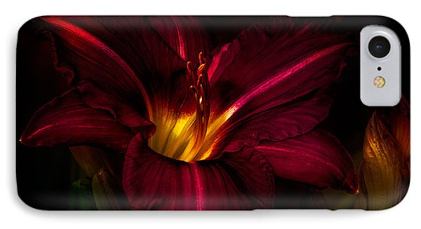 Lily Number Nine Phone Case by Bob Orsillo