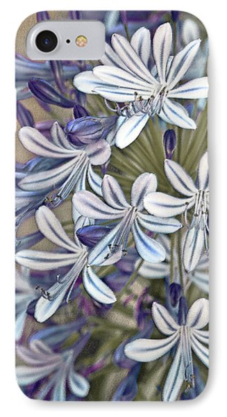 Lily Of The Nile Phone Case by Ben and Raisa Gertsberg