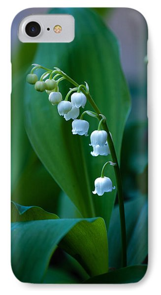 IPhone Case featuring the photograph Lily Of The Valley by Wayne Meyer