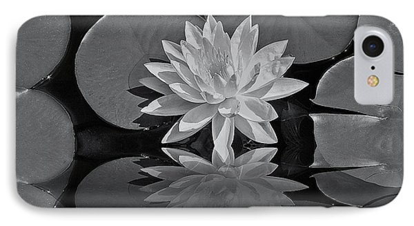 Lily On The Pond IPhone Case