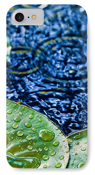 Lily Pads IPhone Case by Debi Bishop