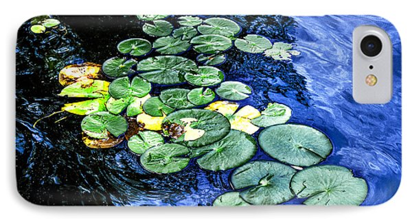 Lily Pads IPhone Case by Elena Elisseeva