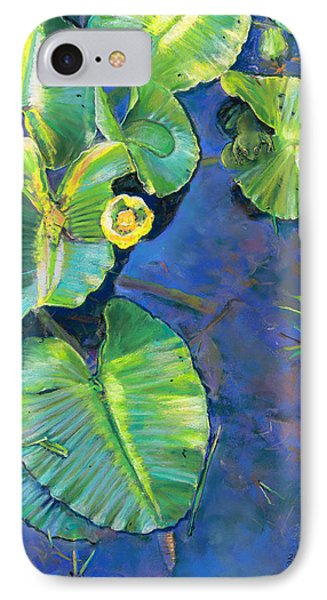 Lily Pads Phone Case by Nick Payne