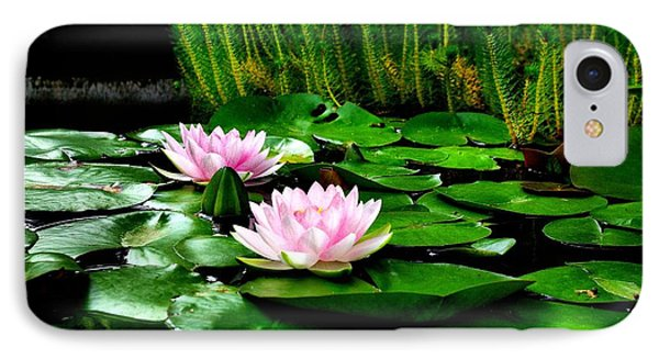 IPhone Case featuring the photograph Lily Pond by John S
