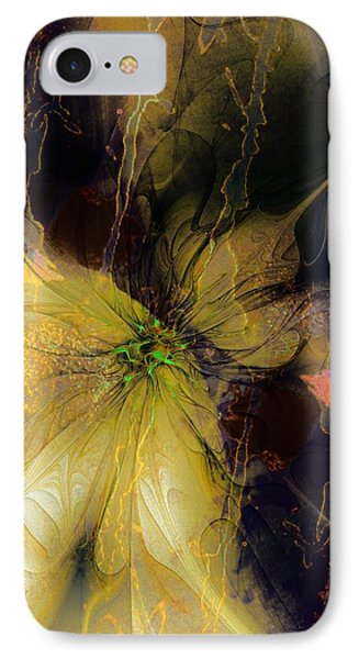Lily Pond Reflections Phone Case by Amanda Moore