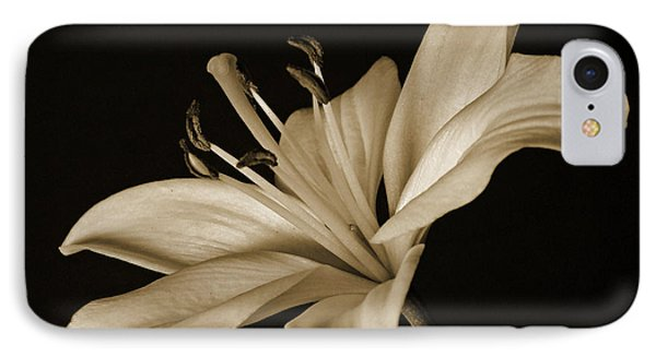 Lily Phone Case by Sandy Keeton