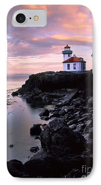 Lime Kiln Dawn IPhone Case by Inge Johnsson