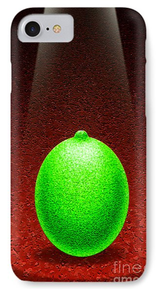 Limelight Phone Case by Cristophers Dream Artistry